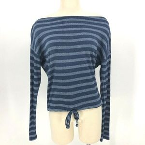 Anthropologie Cloth & Stone Top Women Small Long